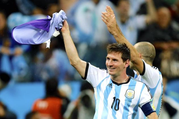 World Cup Paper Review: 'Messi's Date with Destiny' After Penalty Shootout Win