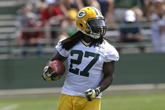 What Will Be Eddie Lacy's Encore?