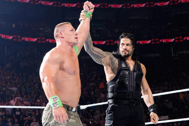 WWE Should Resist the Urge to Turn Roman Reigns Heel Against John Cena