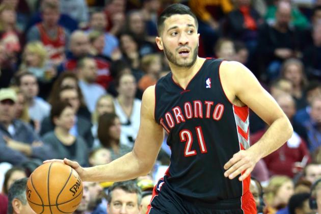 Greivis Vasquez Re-Signs with Raptors: Latest Contract Details and More