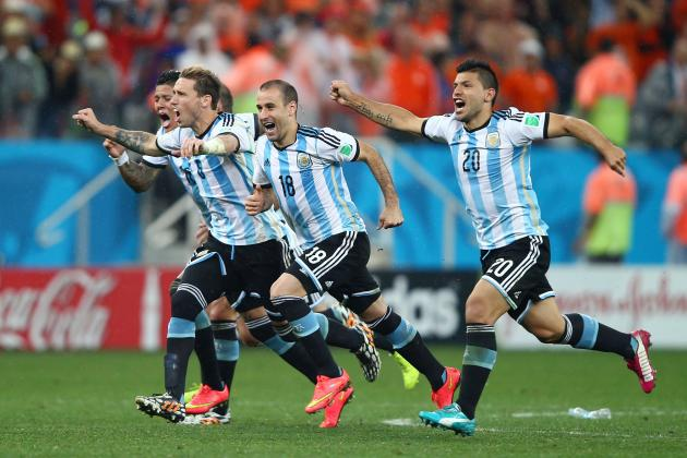 Germany vs. Argentina: Start Time, Vegas Match Odds for 2014 World Cup Final