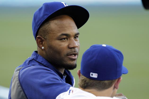 Carl Crawford Is Set to Become a $20 Million Bench Player for Dodgers