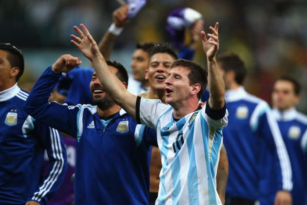 World Cup 2014 Final: Latest Betting Lines, Predictions for Argentina vs Germany