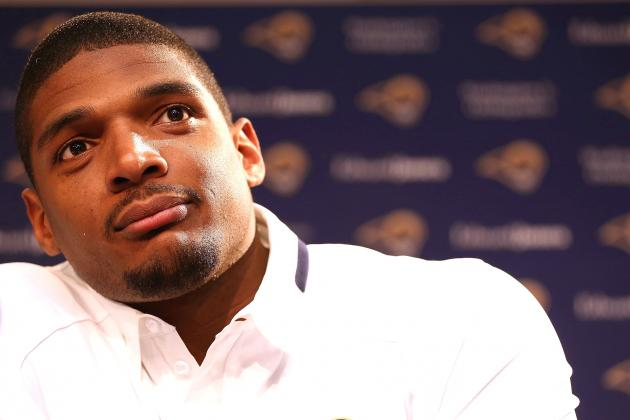 Michael Sam to Be Featured on Cover of 'Out' Magazine's August Issue