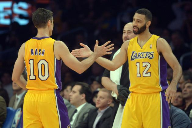 What's Lakers' Plan B If Steve Nash Can't Shake Injury Problems Again?