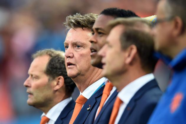 Louis Van Gaal Reveals Dutch Players Refused 1st Penalty, Slams Brazil Match