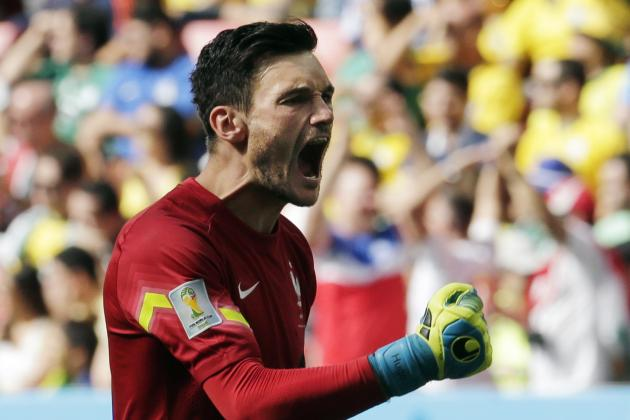 Hugo Lloris Officially Signs New Long-Term Tottenham Contract