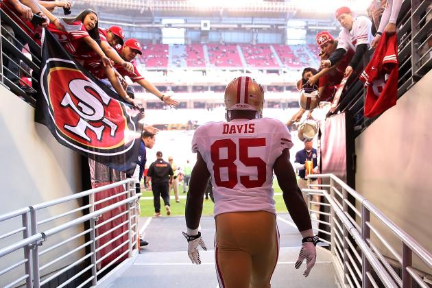 Vernon Davis: How Much Should San Francisco 49ers Really Expect from Him in '14?