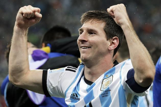 Lionel Messi: The Last South American No. 10 Left After Neymar, Rodriguez Exit