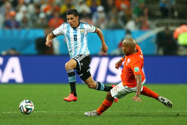 Scouting Report: Is Benfica's Enzo Perez a Perfect Manchester United Transfer?