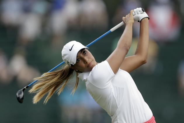 Cheyenne Woods at Women's British Open 2014: Daily Scores, Leaderboard Updates