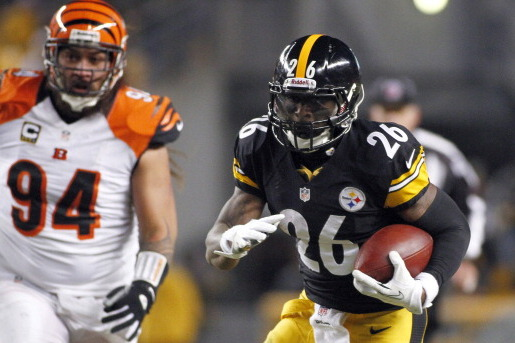 Making the Leap, No. 4: Steelers RB Le'Veon Bell