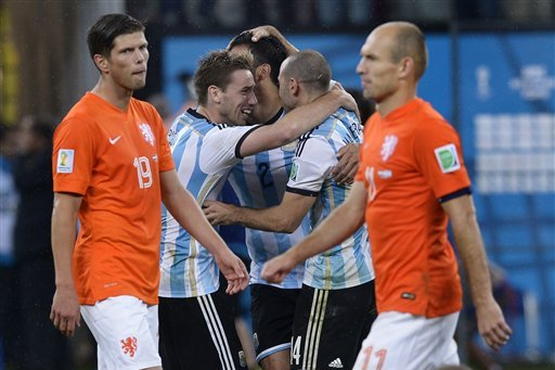 Netherlands Should Hold Heads High After World Cup Defeat to Argentina