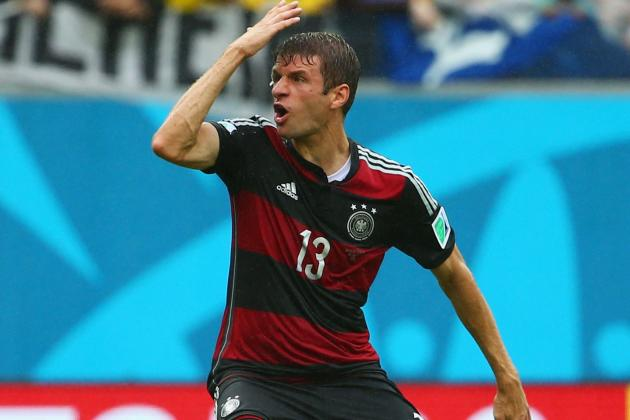 Germany vs. Argentina 2014: Updated Fixture Info for World Cup Final