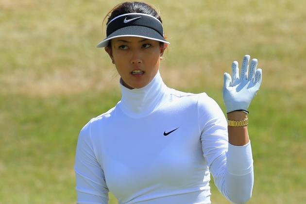 Michelle Wie at Women's British Open 2014: Daily Scores and ...