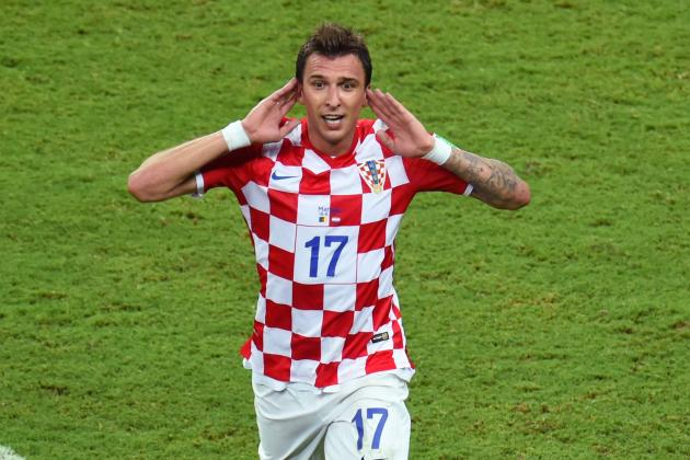 Atletico Madrid Signing Mario Mandzukic a Good Move to Replace Diego Costa