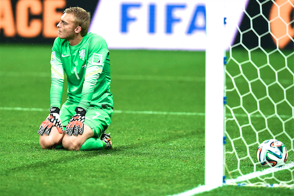 Netherlands Show Penalties Not a Lottery Even as They Go from Heroes to Zeros