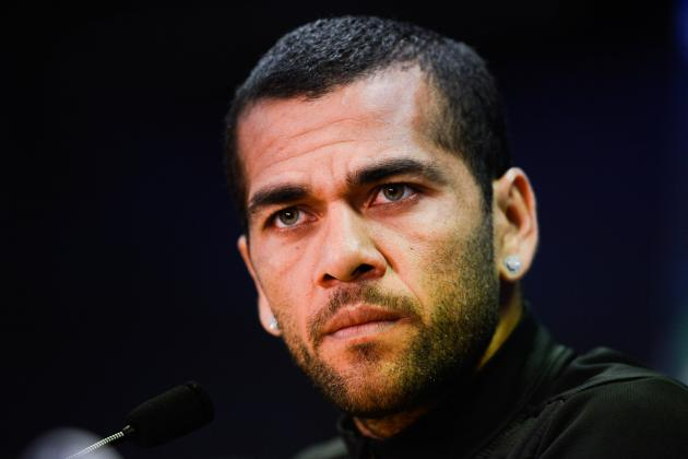 Dani Alves Launches Expletive-Filled Rant at Brazil 2014 World Cup Critics