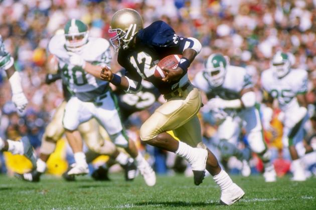 Ricky Watters Finishing What He Started