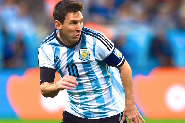 Argentina Need More from Muted Messi to Avenge 1990 Final Agony