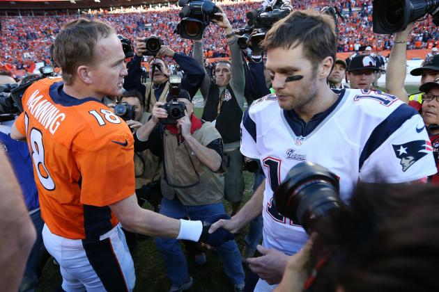 Peyton Manning Ranked Ahead of Tom Brady in NFL Network's 'Top 100'