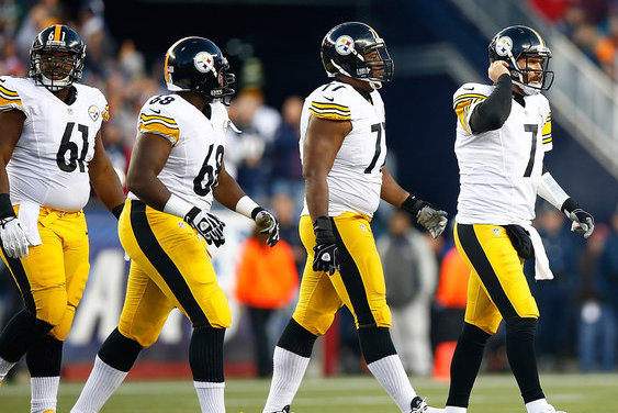 2014 Steelers Season Scenarios: Steelers Surrender 35 Sacks