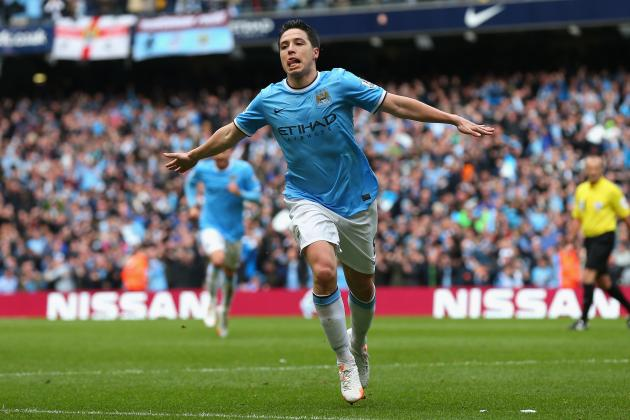 Samir Nasri Signs with Manchester City: Latest Contract Details and Analysis