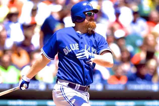 Adam Lind Injury: Updates on Blue Jays DH's Foot and Return
