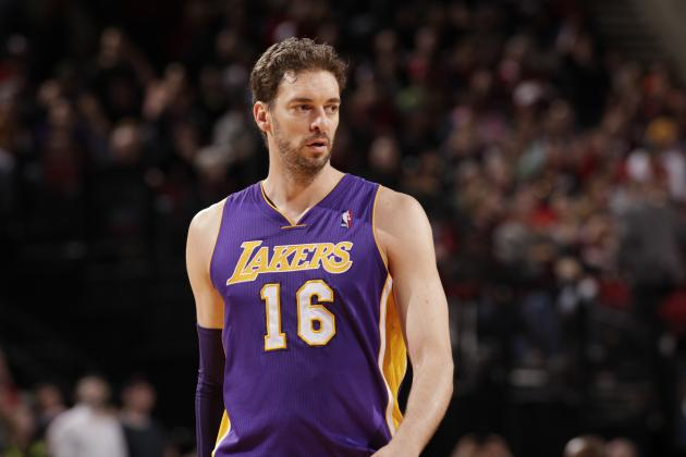 Lakers Rumors: Latest Trade and Free-Agency Buzz Surrounding Pau Gasol and More
