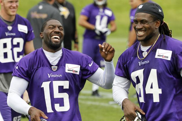 Minnesota Vikings Training Camp Preview: Receivers