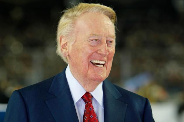 How Many Talking Heads Are Needed to Take over for Vin Scully?