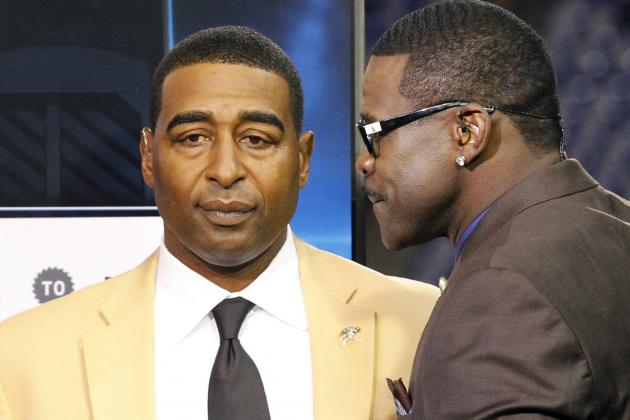 Michael Irvin: Cris Carter Told My Wife to Leave Me