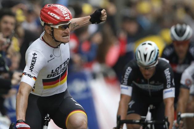 Tour de France 2014: Stage 6 Winner, Results and Updated Leaderboard Standings