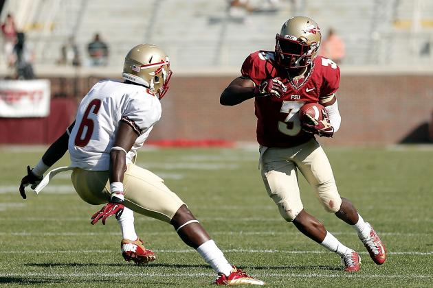 FSU WR Wilson Arrested on Grand Theft Charges