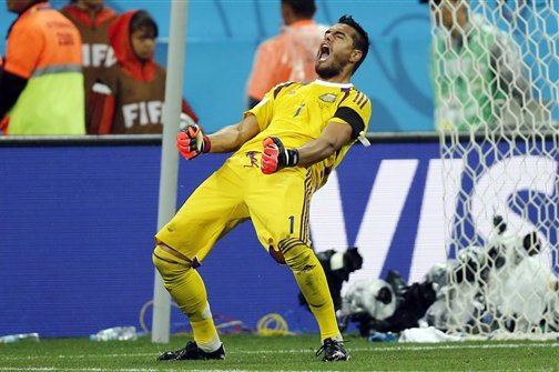 Scouting Report: Will Arsenal Sign Argentine Goalkeeping Hero Sergio Romero?
