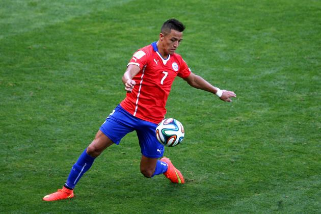 Arsenal Transfer Rumours: Forwards to Follow Alexis Sanchez to the Emirates