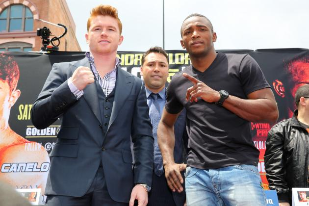 Canelo vs. Lara Fight Time: PPV Start, TV Schedule and Fight Card Predictions