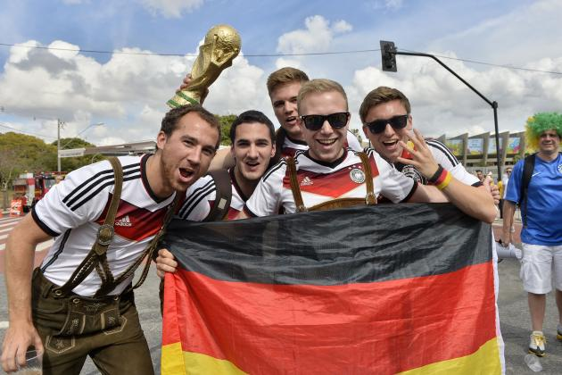 Germany vs. Argentina: Form Comparison for 2014 World Cup Final