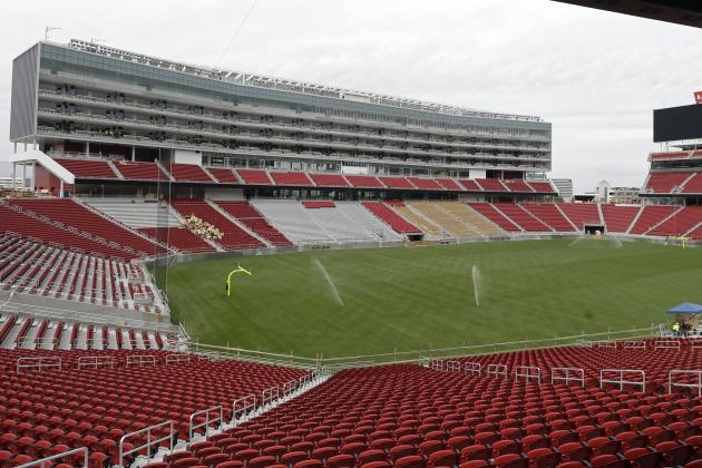 49ers to Hold Three Training Camp Practices at Levi's® Stadium