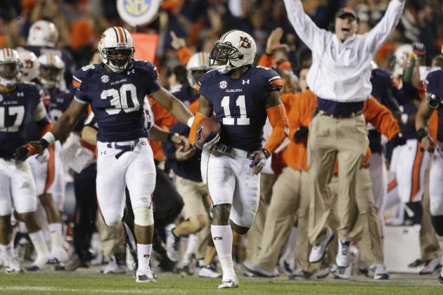 Most Important Game: Auburn