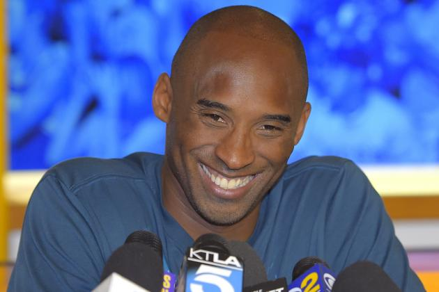 Lakers News: Kobe Bryant on Carmelo Anthony, Summer League Preview and More