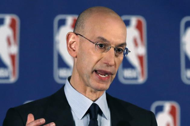 NBA Salary Cap Jumps Nearly $5M Next Year