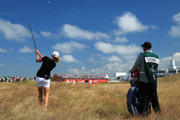 Women's British Open 2014: Day 1 LPGA Leaderboard Scores, Analysis ...