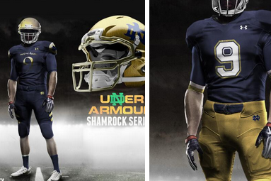 ND Fans Making Mockups of New Jerseys