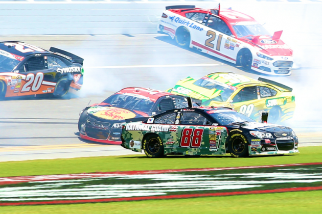 Are NASCAR Tracks Doing Enough to Protect Drivers as New Hampshire Approaches?