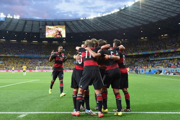 Organisation Trumps Individual Brilliance in Tighter World Cup Knockout Rounds