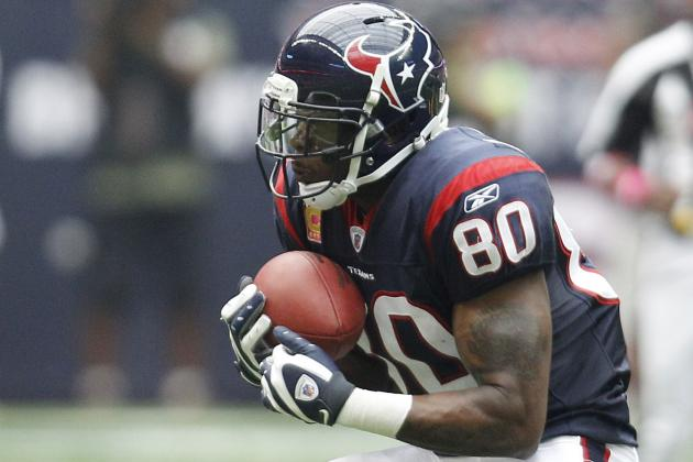 What Would It Take for the Steelers to Land Andre Johnson