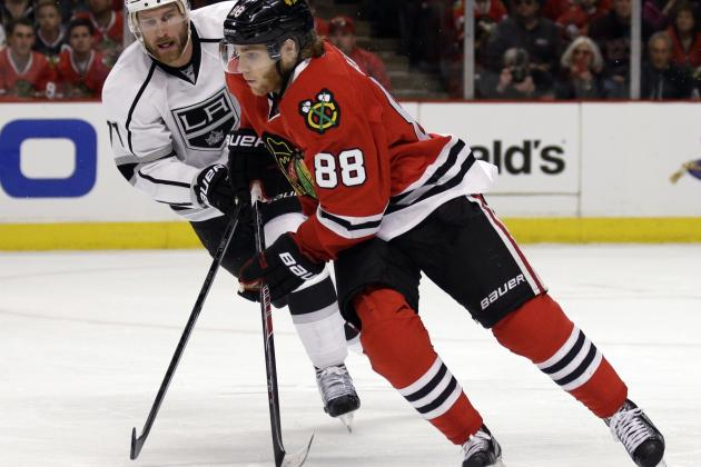 Will Patrick Kane Break the 30-Goal Mark in the 2014-15 NHL Season?