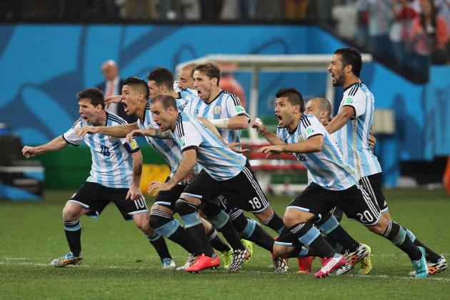 World Cup 2014 Final: Germany vs. Argentina Date, Start Time, Location and More