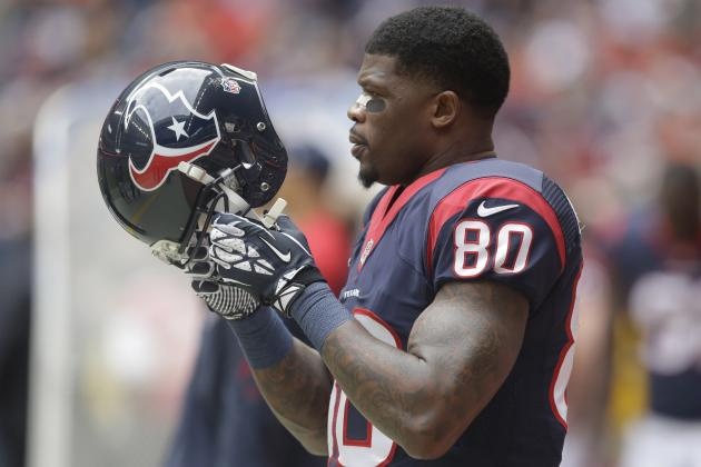 What Should the Texans Do with All-Pro Receiver Andre Johnson?